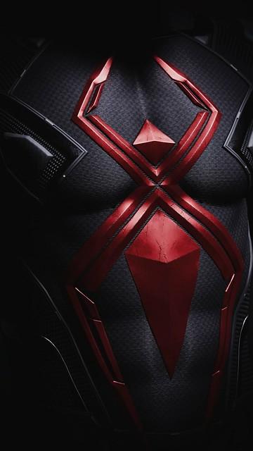 The Dark Suit Raffu Flickr Marvel Comics Wallpaper Spiderman Pictures Spiderman Artwork