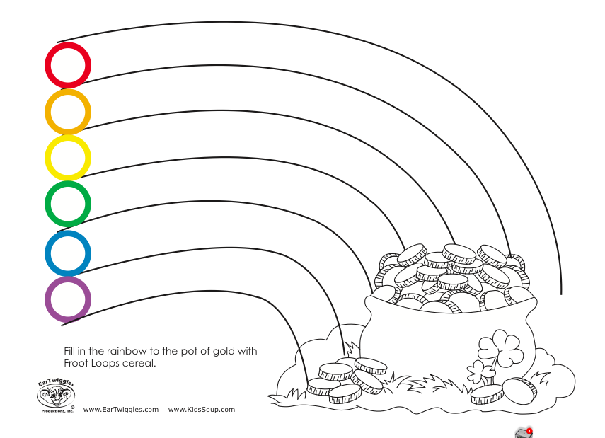 50+ Rainbow coloring page pdf info