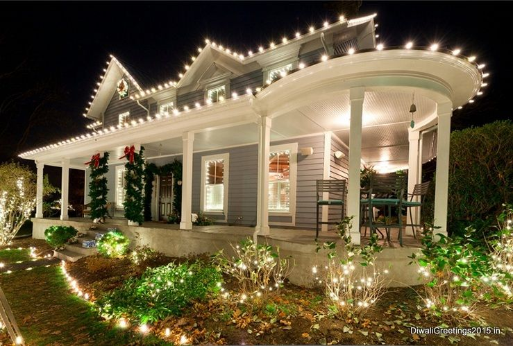 Full Size Beautiful Diwali Home Decoration Pictures Christmas House Lights Front Porch Christmas Decor Outdoor Holiday Decor,Narrow 2 Bedroom Apartment Floor Plans