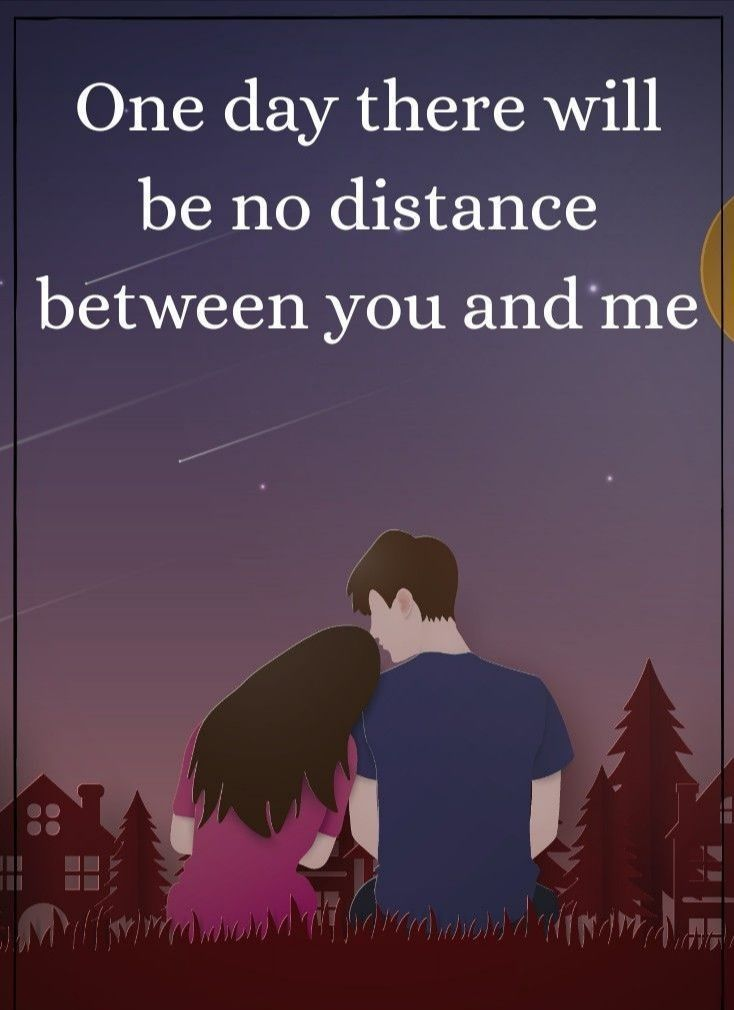 Top Romantic Missing You Messages For Her   Distance love