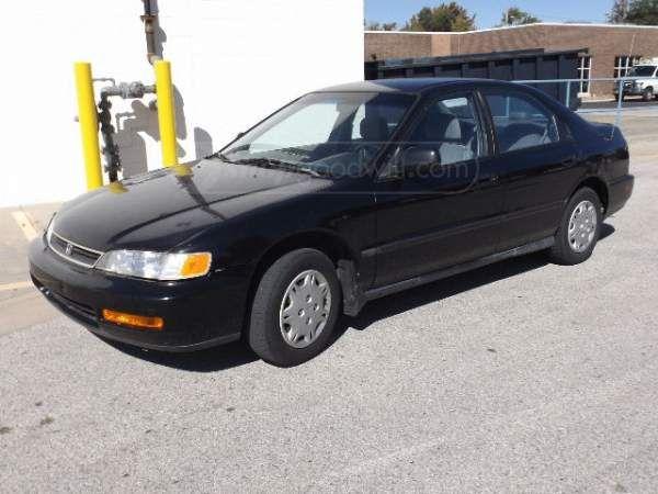 shopgoodwill.com: 1997 Honda Accord DX Car