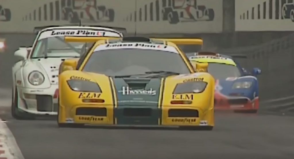 These Seven McLaren F1 Stories Will Leave You Stunned