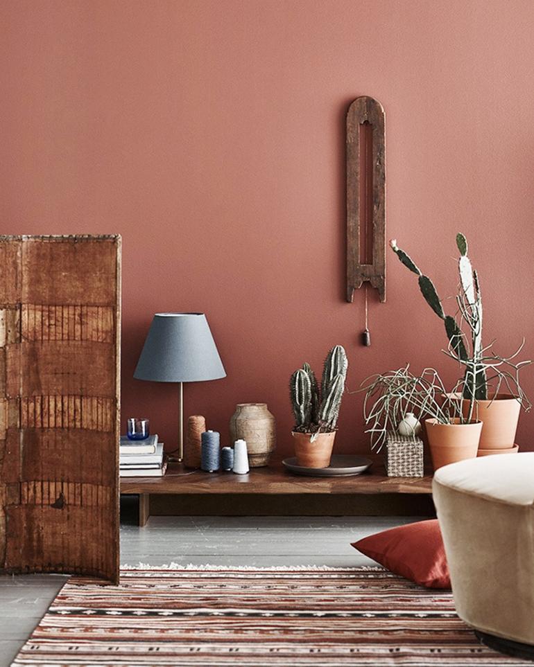 Décoration : les 10 couleurs tendances en 2019 #peinturesalontendance
