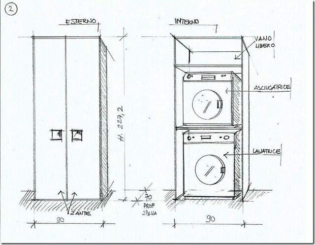Mobile Lavatrice Asciugatrice Ikea Cerca Con Google Laundry Room