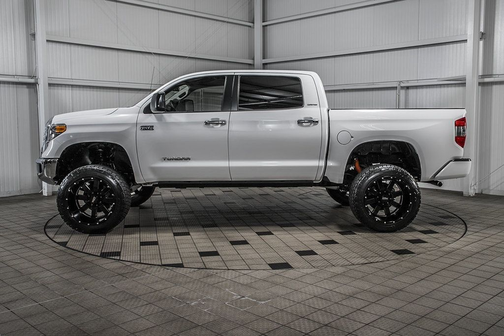 Pin By Drew Alexander On W A V E S In 2021 Toyota Tundra Lifted Lifted Tundra Toyota Tundra