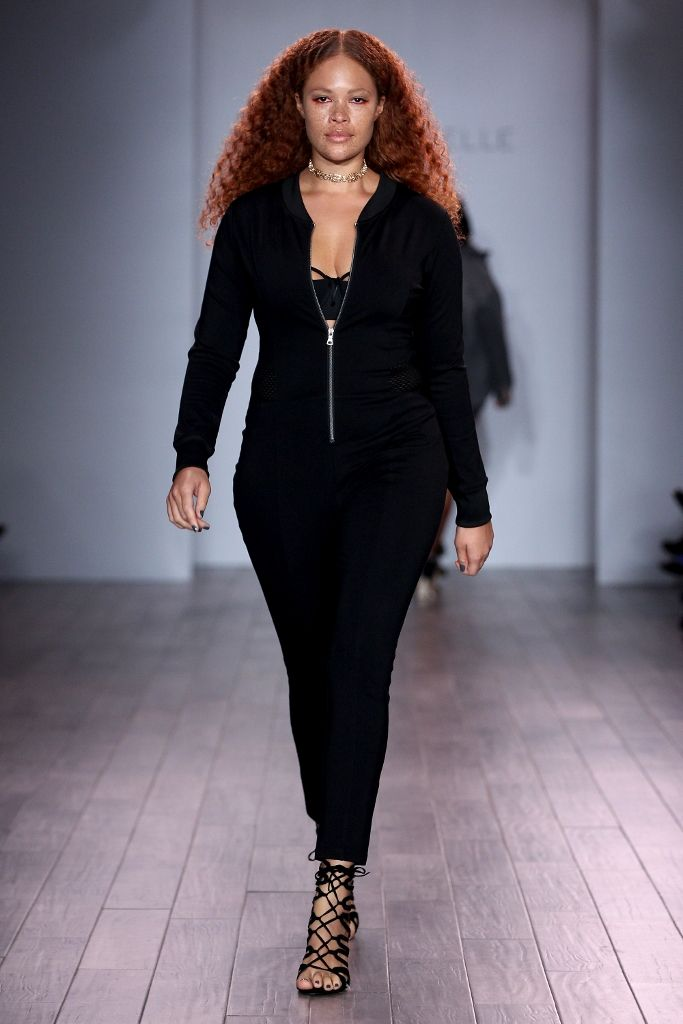 Ashley Graham Addition Elle Takeover New York Fashion Week