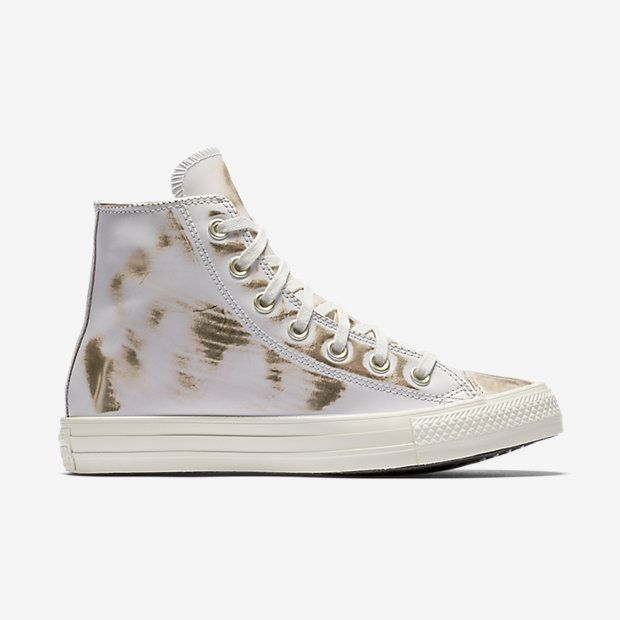 Chuck Taylor All Star Brush Off Leather Converse Femme