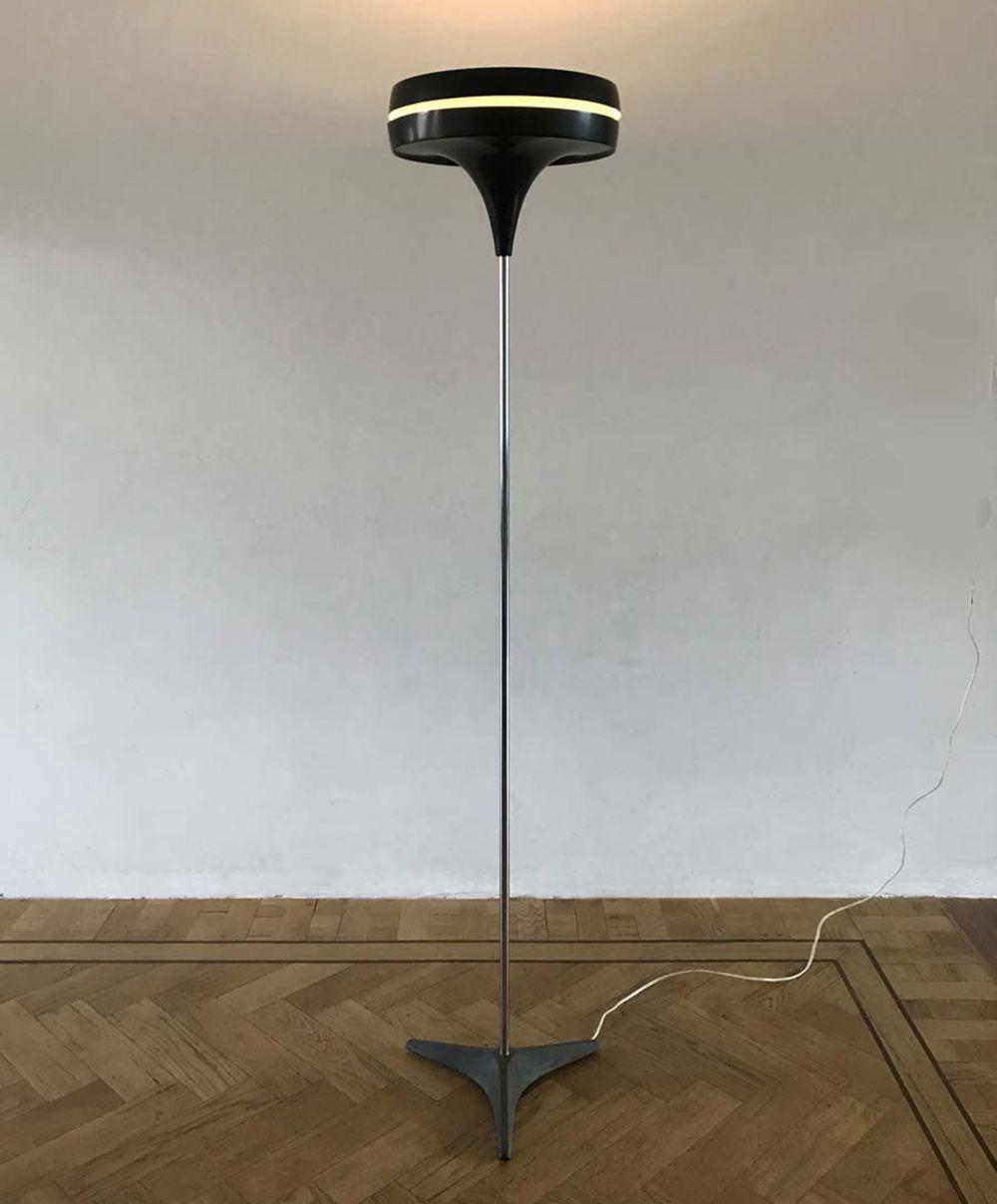 For Sale Rare Floor Lamp By Raak Amsterdam 1960 S Vntg Vintage In 2020 Floor Lamp Lamp Globe Floor Lamp