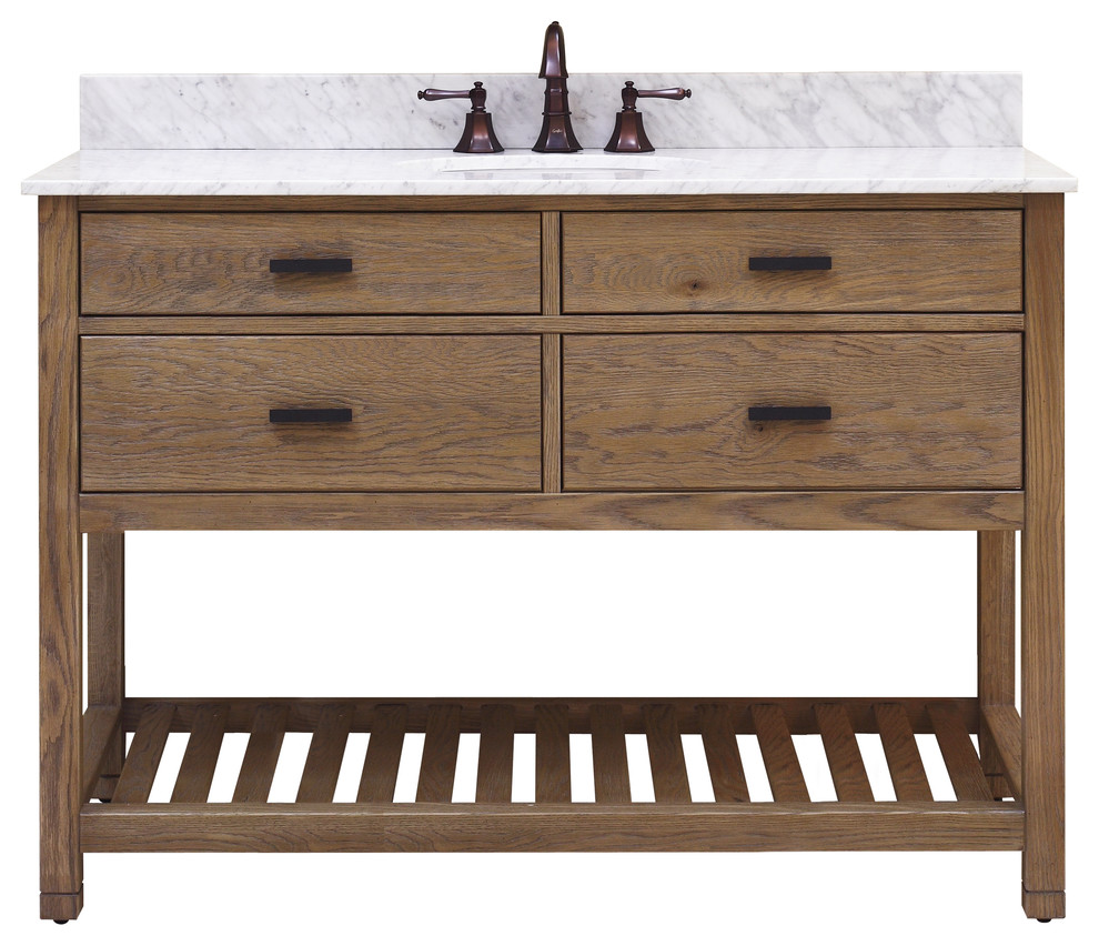 Bandon Vanity 48 Transitional