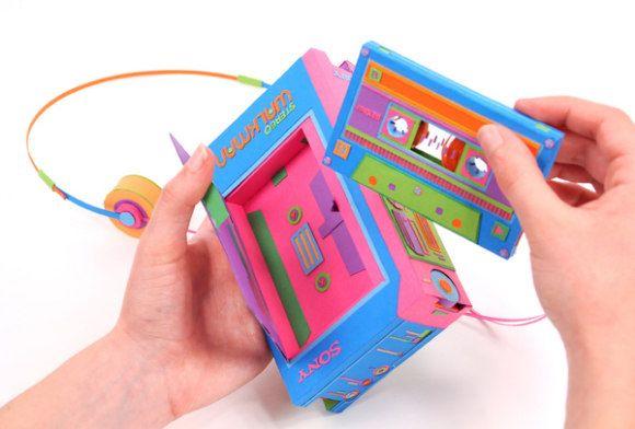 Amazing! - 3D Paper Artworks