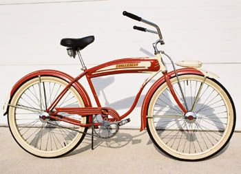 0f00bf7db1a 1950 B.F. Goodrich Challenger (Schwinn) | Schwinn | Bicycle, Vintage ...
