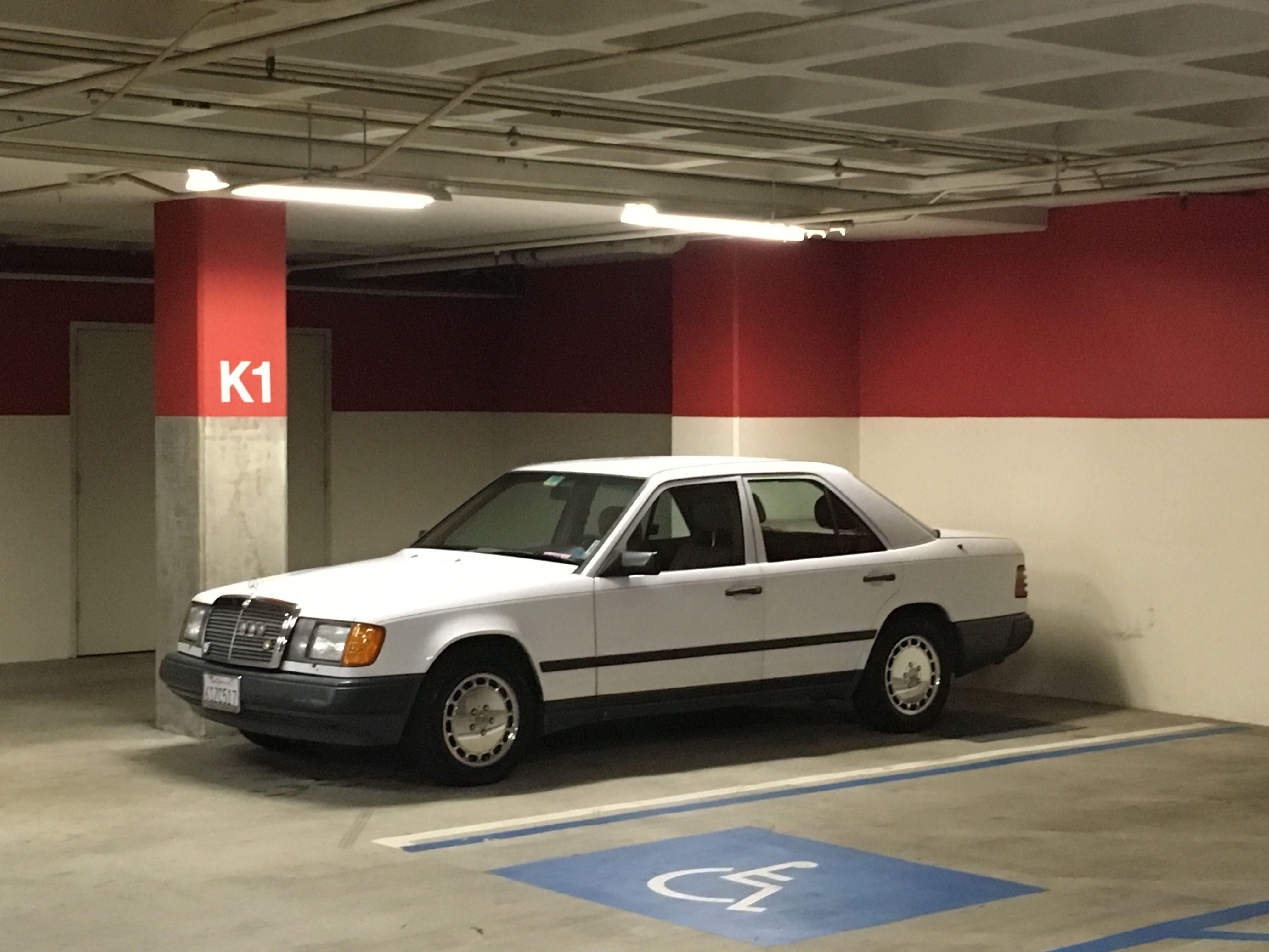 Mercedes Benz 300d 1987 Coches Pinterest 230ce Fuel Filter