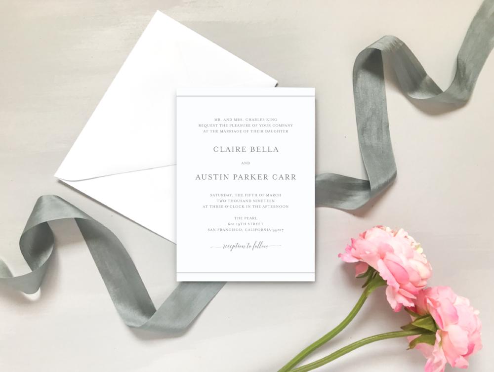 Classic White Floral Wedding Invitation Sample Kit Just Jurf Designs Wedding Invitation Samples Floral Wedding Invitations Floral Wedding