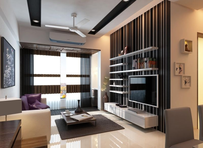 Modern home designed by rk design studio in mumbai home for High end interior design