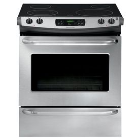 Frigidaire 30 In Smooth Surface 4 6 Cu Ft Self Cleaning Slide