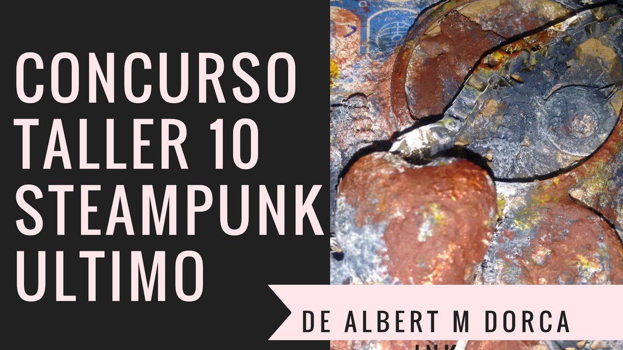 Tag 10 | Steampunk Tag | 10 Sábados 10 Tags