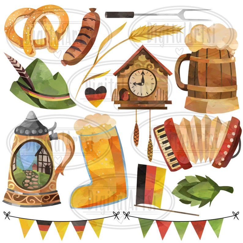 Oktoberfest Blue Banner and Beers PNG Clipart Image | Gallery Yopriceville  - High-Quality Images and Transparent PNG … | Beer glassware, Beer  festival, Oktoberfest