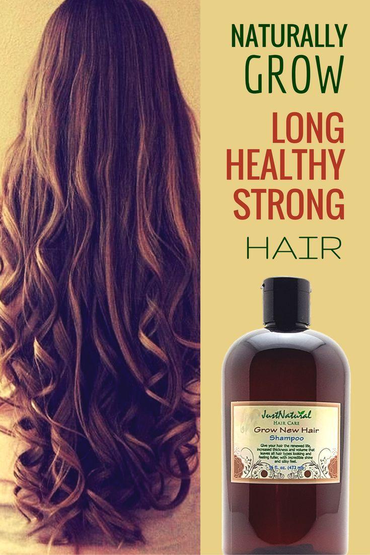 Grow New Hair Shampoo  I Have Thin Hair With Very Little Volume Left -8992