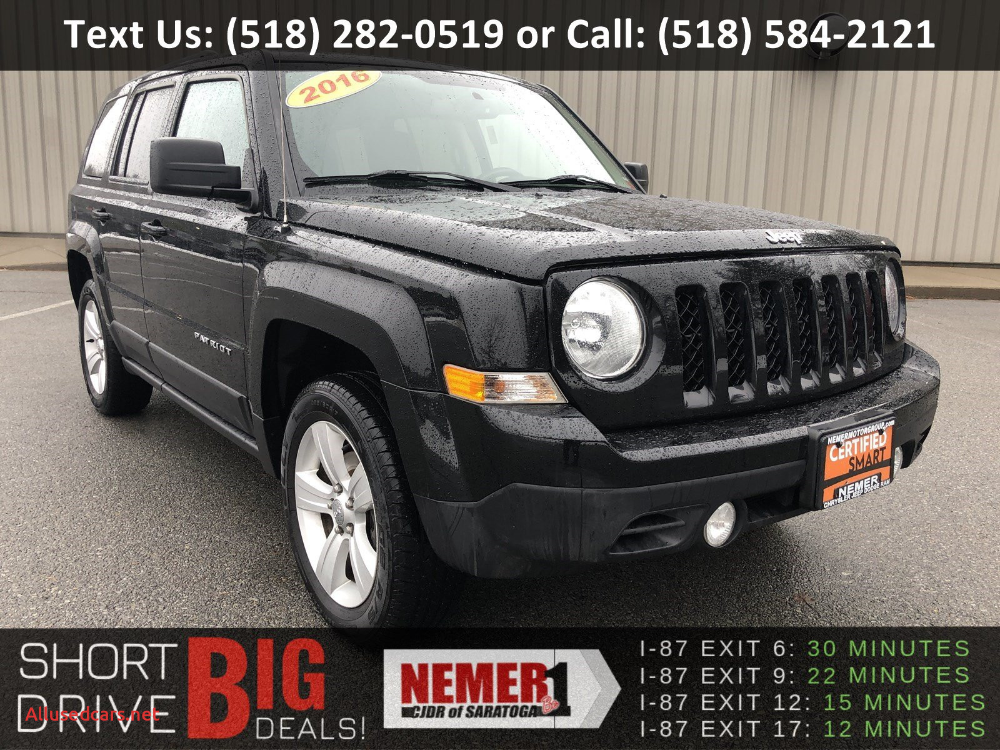 2016 Jeep Patriot Review Lovely Certified Pre Owned 2016 Jeep Patriot Latitude Sport Utility In 2020 Jeep Patriot Jeep 2016 Jeep