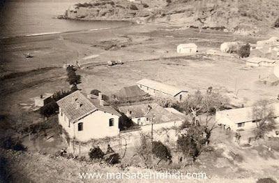 مرسى بن مهيدي صور قديمة لمرسى بن مهيدي ابان الاستعمار الفرنسي Portsay Photo Tourism Natural Landmarks