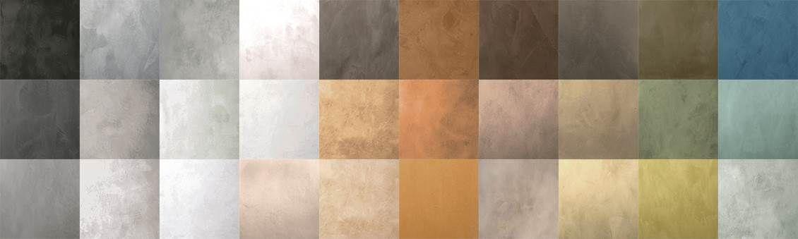 concreto pulido en colores - Microcemento Pulido