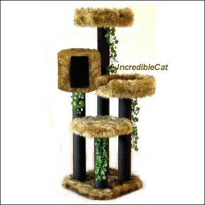 LUXURY Cat FURNITURE SALE 5u0027 Trees Designer Cat By IncredibleCat, $637.00