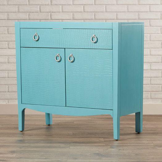 Brayden Studio Hinnenkamp 1 Drawer 2 Door Hospitality Cabinet | AllModern