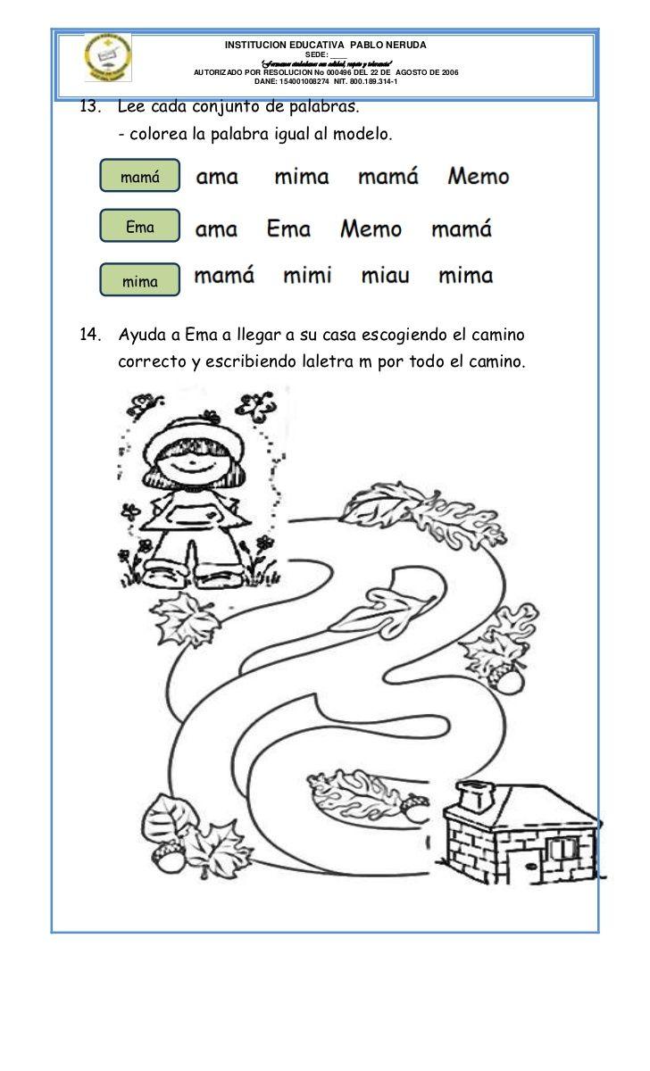 Resultado de imagen para imagenes de consonantem y sus fonemas para ...