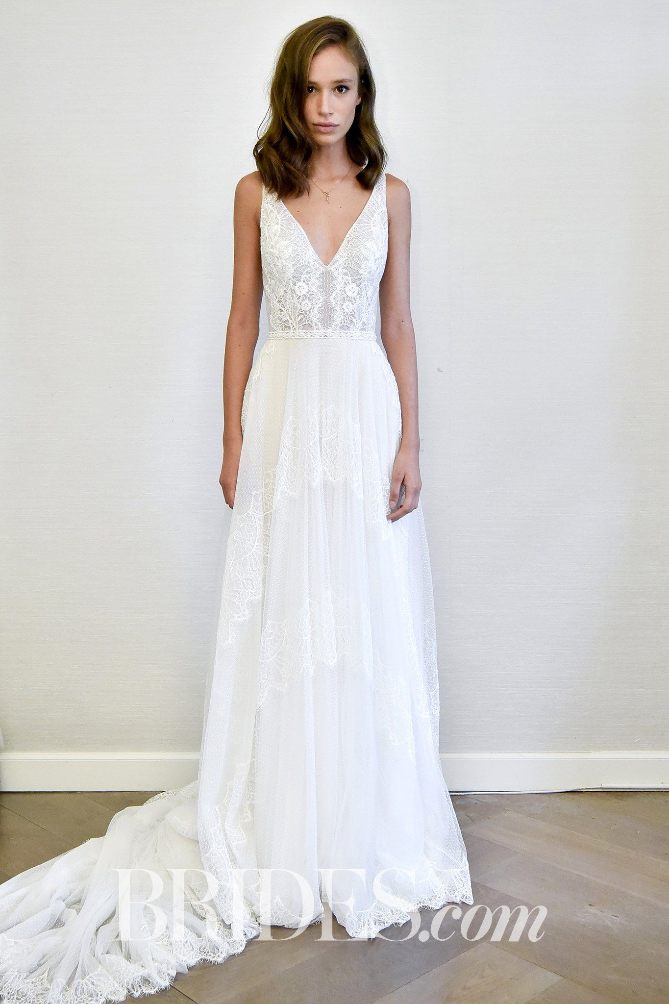 Flora bridal wedding dress collection spring 2018 brides 2018 flora bridal wedding dress collection spring 2018 brides junglespirit Image collections