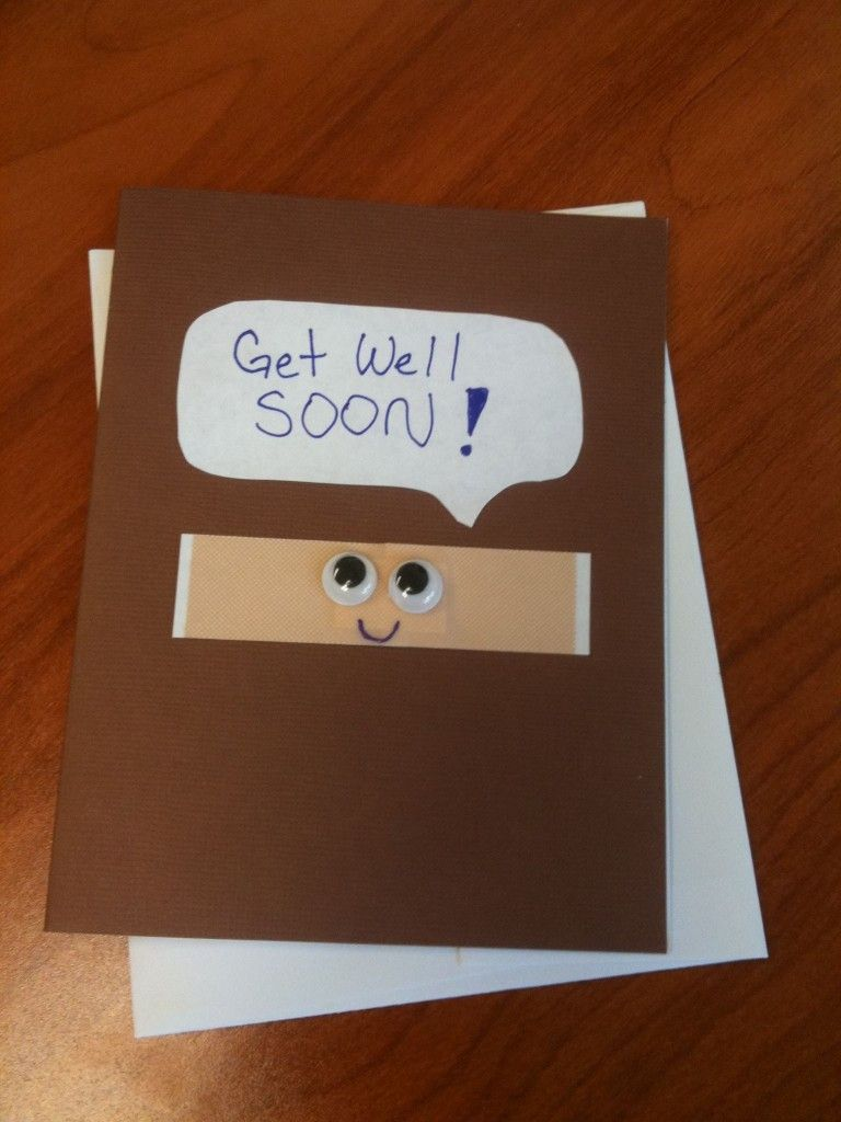 Charming Get Well Soon Card Ideas For Children To Make Part - 12: Toreyu0027s Students Sent Sheila Get Well Soon Cards When She Was In The  Hospital. I Think It Is Important For Teachers To Have Their Students Make  These In ...