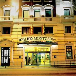 Hotel Montcada, Barcelona - where we stay when we visit one of our favourite cities