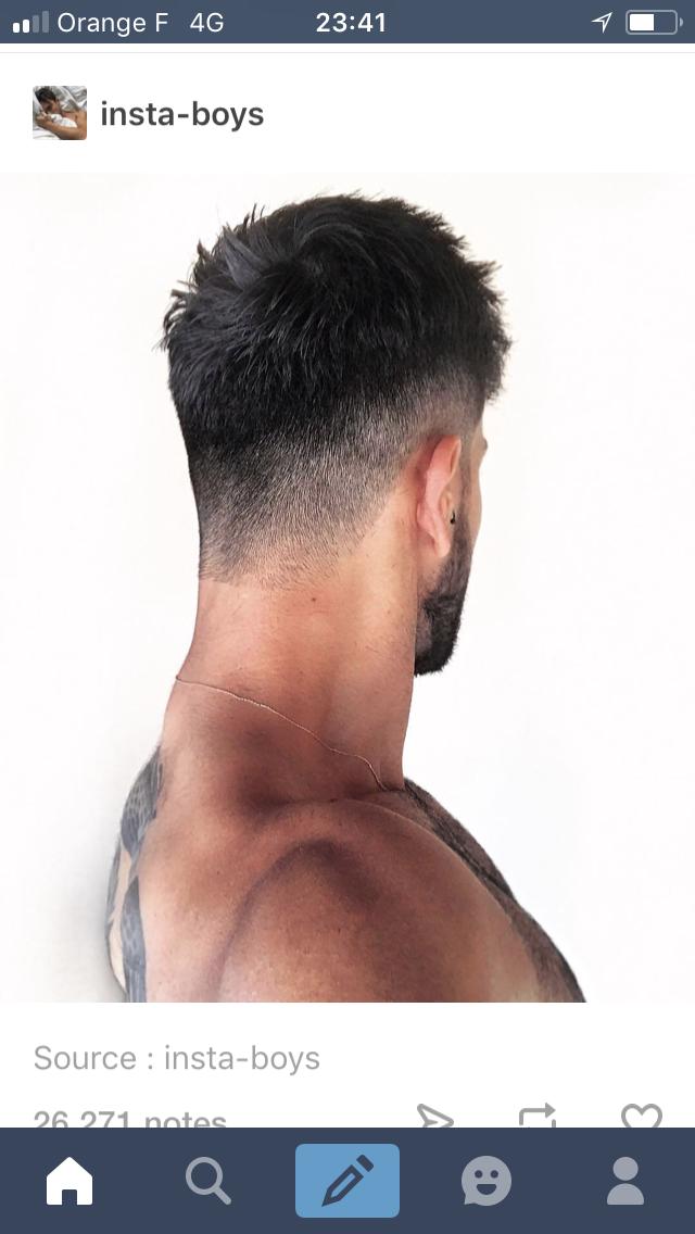 #fashionformen #men'sstyle #men'sfashion #men'swear #modehomme #hair #haircut #inspiration #style #men #hairandbeardstyles