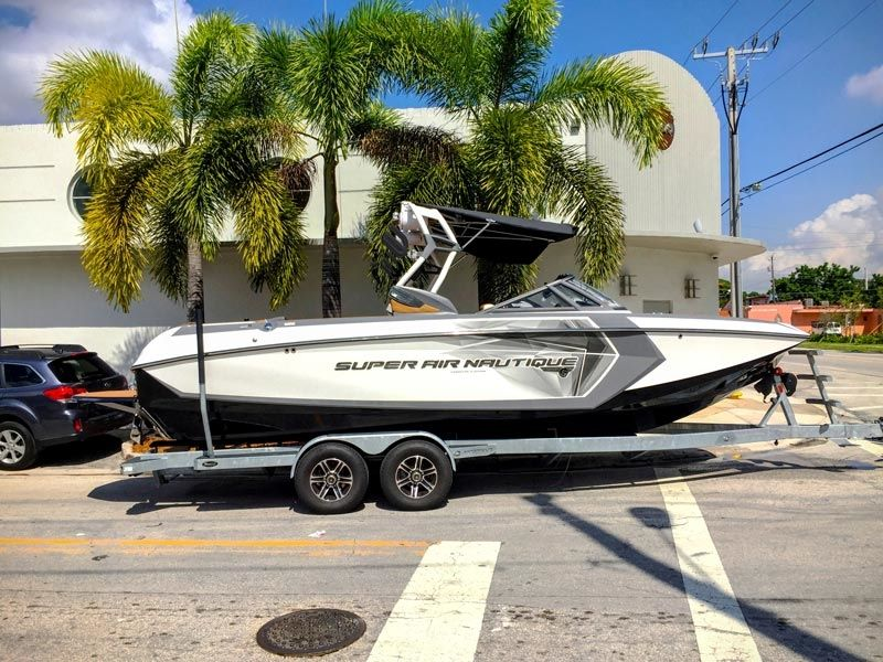 2016 Super Air Nautique G23 Water skiing, Wakeboarding, Air