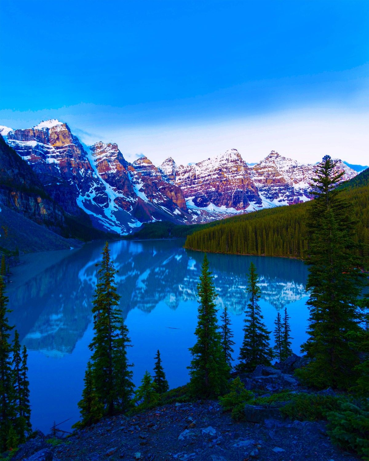 Mountain And Lake Wallpaper Android Wallpaper Iphone Wallpaper Hdwallpaper Best Wallpap Android Wallpaper Mountain Android Wallpaper Android Wallpaper 4k