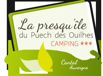 Camping dans le cantal avec piscine chauffée. Camping proche d' Aurillac. Camping pêche. Pour vos vacances en Auvergne
