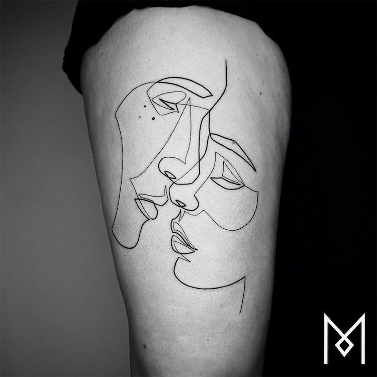 from Dwayne tattoo artist dating
