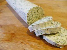 Herb butter for sliding under turkey skin