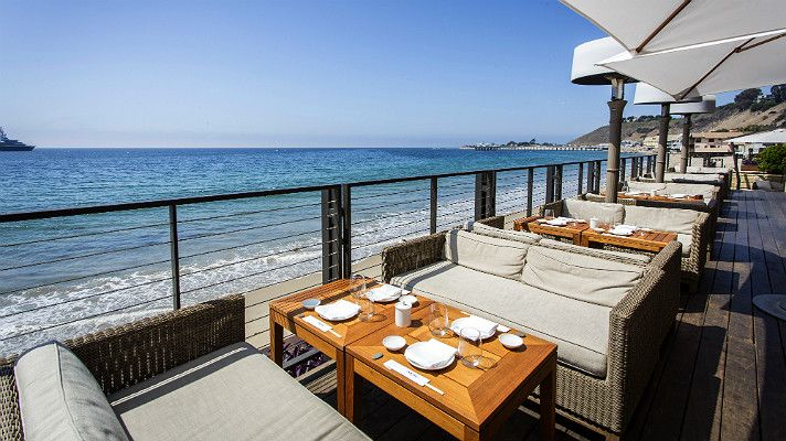 The Best Restaurants With A View In Los Angeles Ocean View Restaurant Malibu Restaurants Waterfront Restaurant