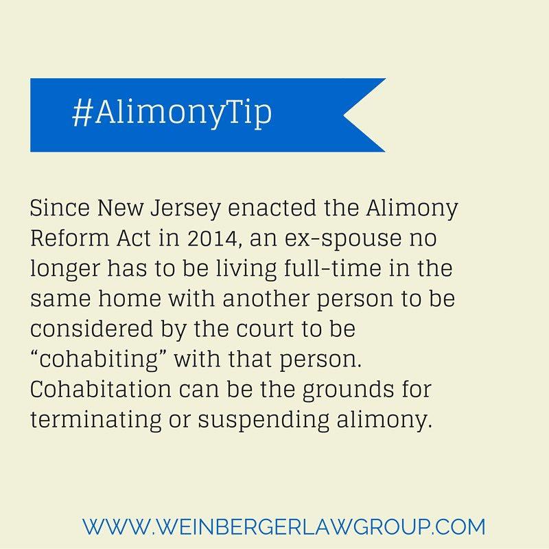 Alimonymodification HttpWwwWeinbergerlawgroupComBlog