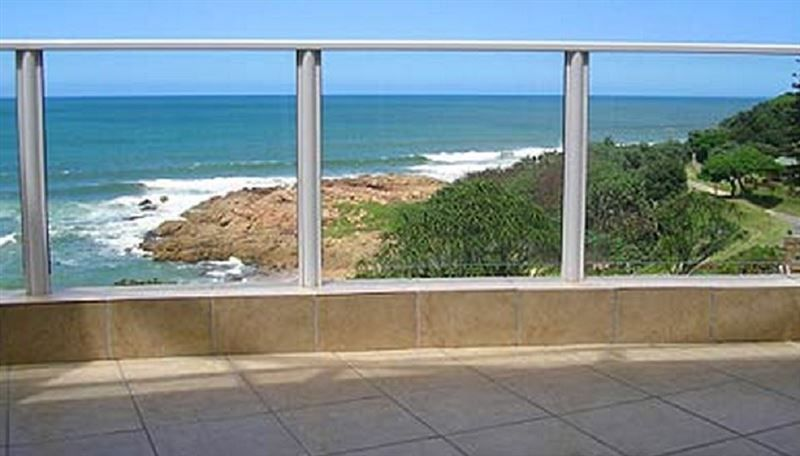 50 Chesapeake Bay - This superbly comfortable two-bedroom apartment enjoys a full balcony that stretches from the living room towards the main bedroom and provides guests with wonderful 180-degree sea views.   The ideal family ... #weekendgetaways #margate #southafrica