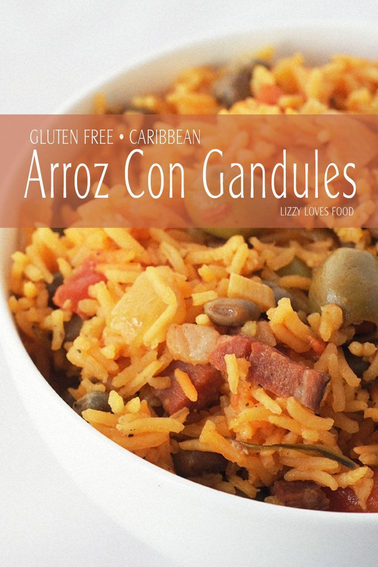 Arroz Con Gandules is a traditional Puerto Rican rice dish. Packed full of flavor, this makes for a unique side dish. How to cook arroz con gandules. How to make Puerto Rican dinner. Spanish meals. #delicious #healthy #health #recipes #recipe #cooking #cook #yummy #foodporn #cleaneating #cleandiet #spanishmeals Arroz Con Gandules is a traditional Puerto Rican rice dish. Packed full of flavor, this makes for a unique side dish. How to cook arroz con gandules. How to make Puerto Rican dinner. Span