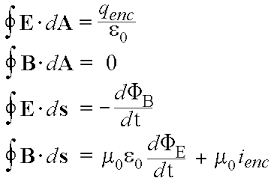 Image Result For Maxwell S Most Beautiful Equation Summing It All Up Physics Topics Equations Advanced Physics