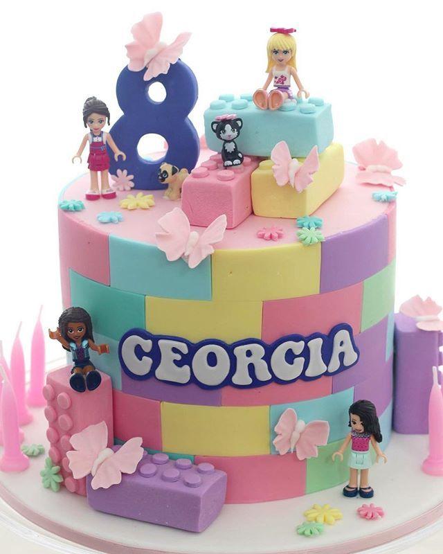 Pin Auf Lego Friends Birthday Party Ideas
