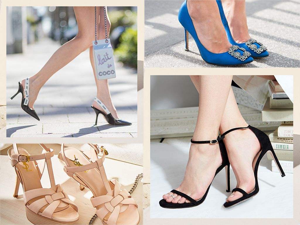Let's Talk Heels: The 10 Most Iconic