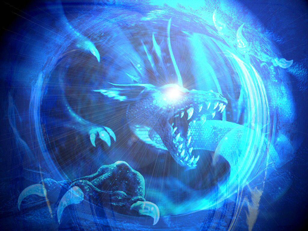 Ice Dragon Wallpapers Wallpapersafari Fantasy Dragon Ice
