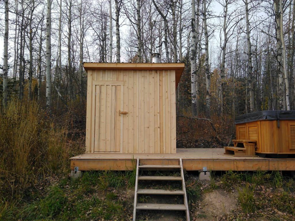 21 homemade sauna plans you can diy easily in 2020 with