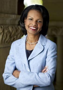 Condoleezza Rice   66th Secretary Of State, Serving Under George W. Bushu0027s  Presidency.