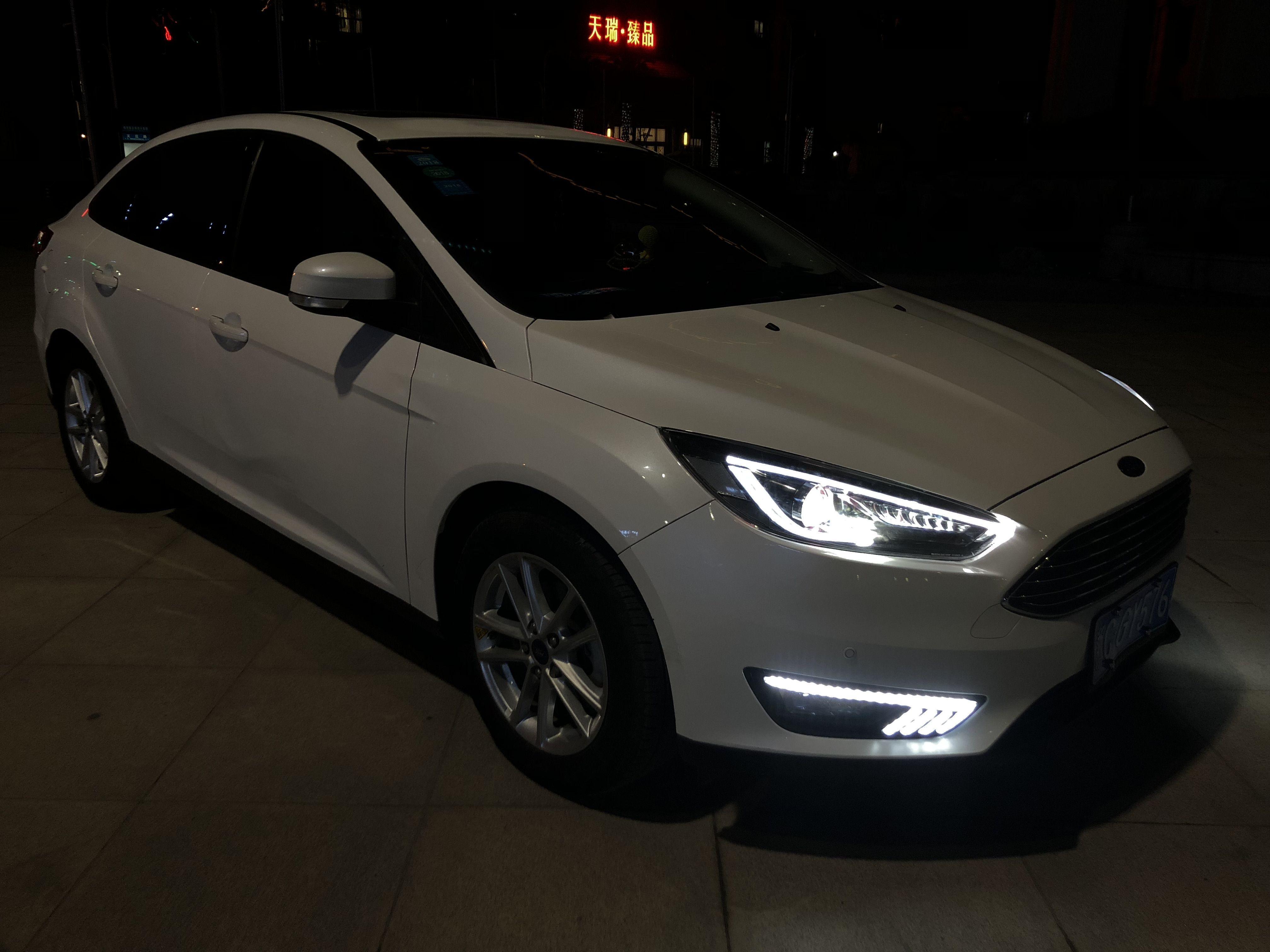 Vland New Style Car Light For Focus 2015 2017 Led Head Lamp Car