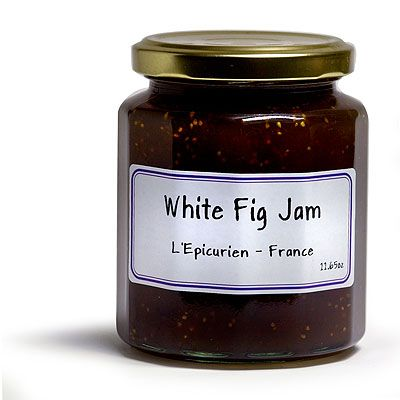 French Jam - L'Epicurien White Figs Jam - 11.65 oz: $11.24