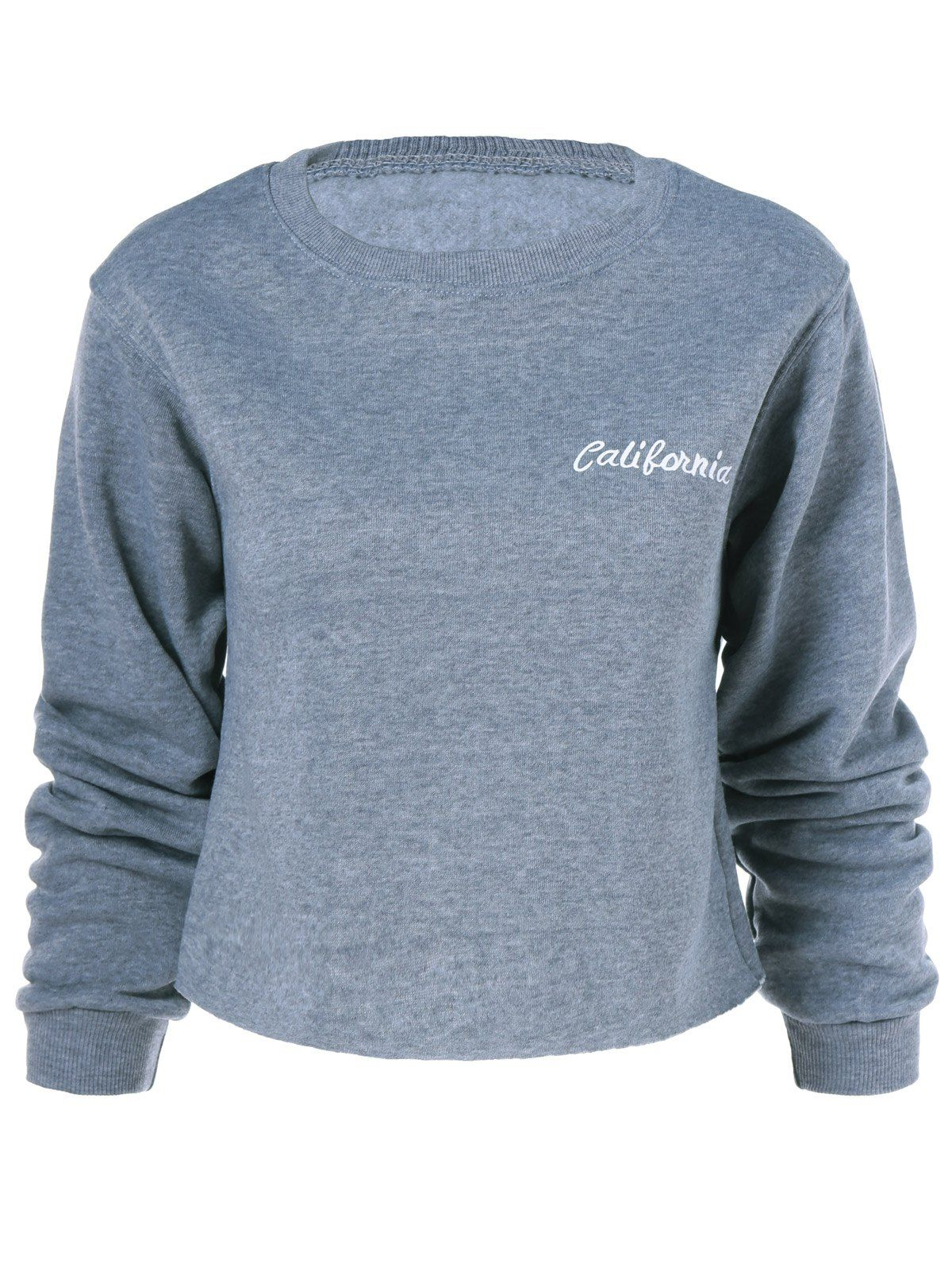 Long sleeve california sweatshirt women men hats watches